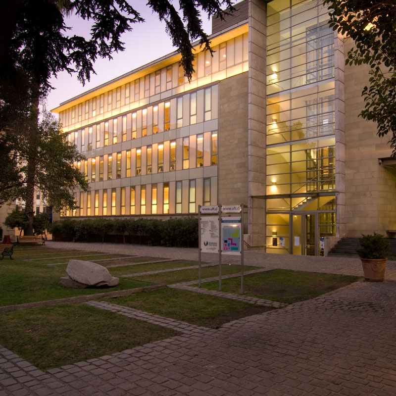 Edificio Pocuro,Universidad Finis Terrae
