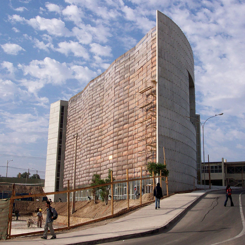 Biblioteca, Universidad de Tarapacá