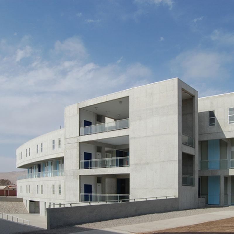 Facultad de Ciencias Sociales,Universidade Tarapacá