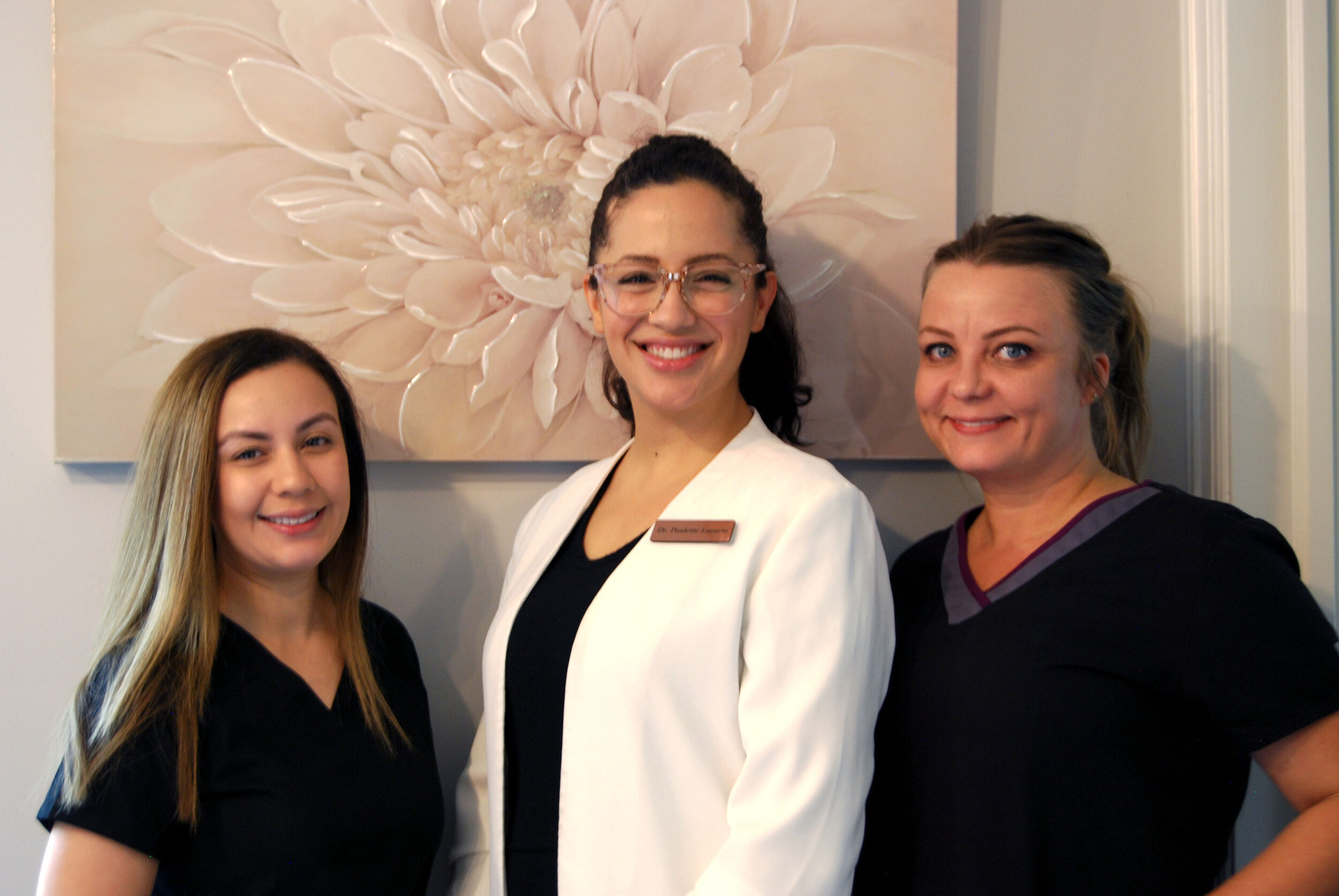 Read more   about the doctor and staff here ...