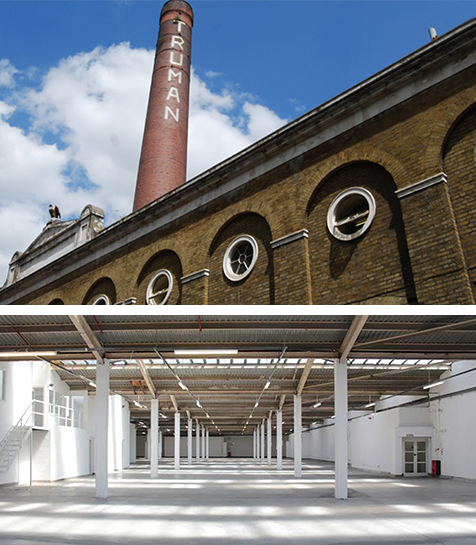 THE VENUE - Industry Workshops is held at the well known Truman Brewery venue, East London's cultural and creative hub. Surrounded by food stalls, fashion destinations and steeped in local culture.This bespoke location houses all of the lecture sessions, workshops, demos, recruitment booths and the on location specialty coffee and cuisine included in the ticket price. A great setting to immerse yourself in knowledge sharing, build your network and have a good time doing it!The venue's location has plenty of hotel choices, connects quickly and swiftly with London's transportation hubs, enabling quick access to the workshop.