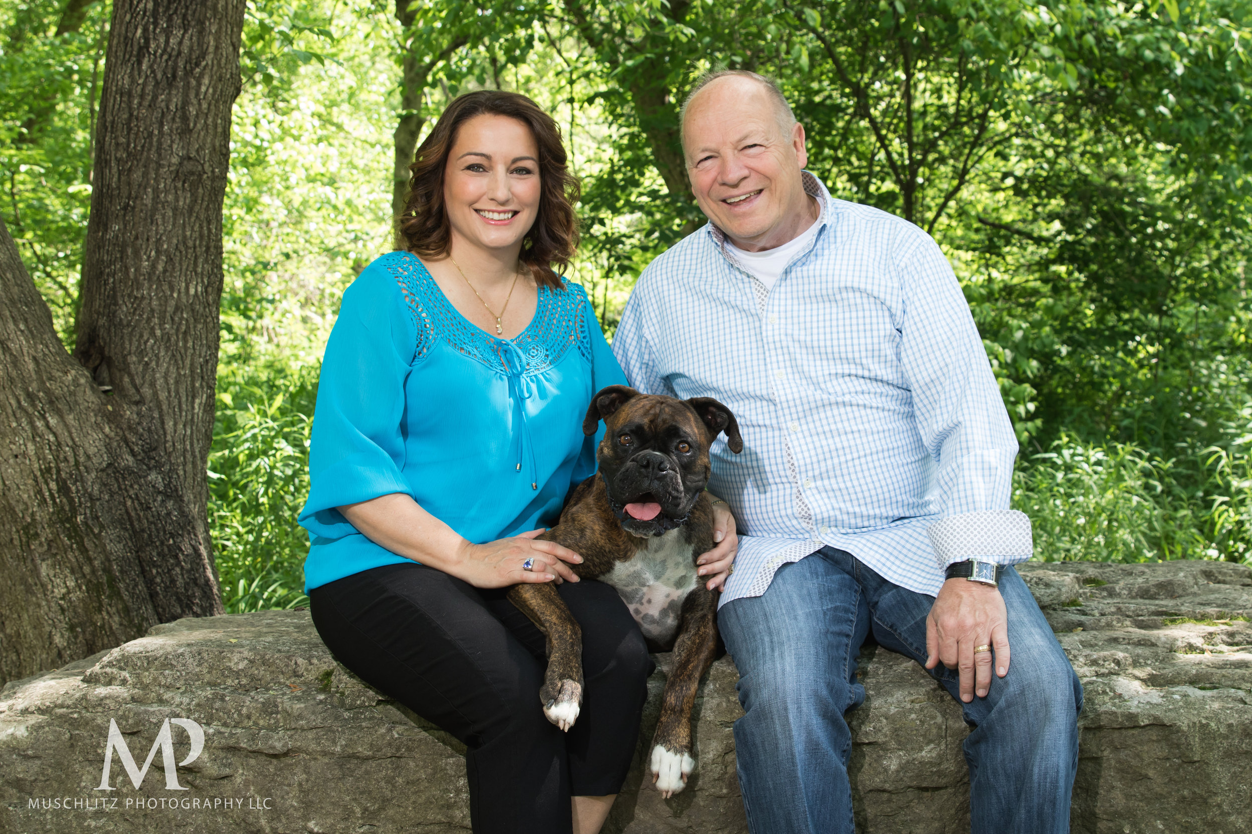 anniversary-couple-portrait-session-creekside-park-plaza-gahanna-ohio-boxer-dog-muschlitz-photography-002.JPG