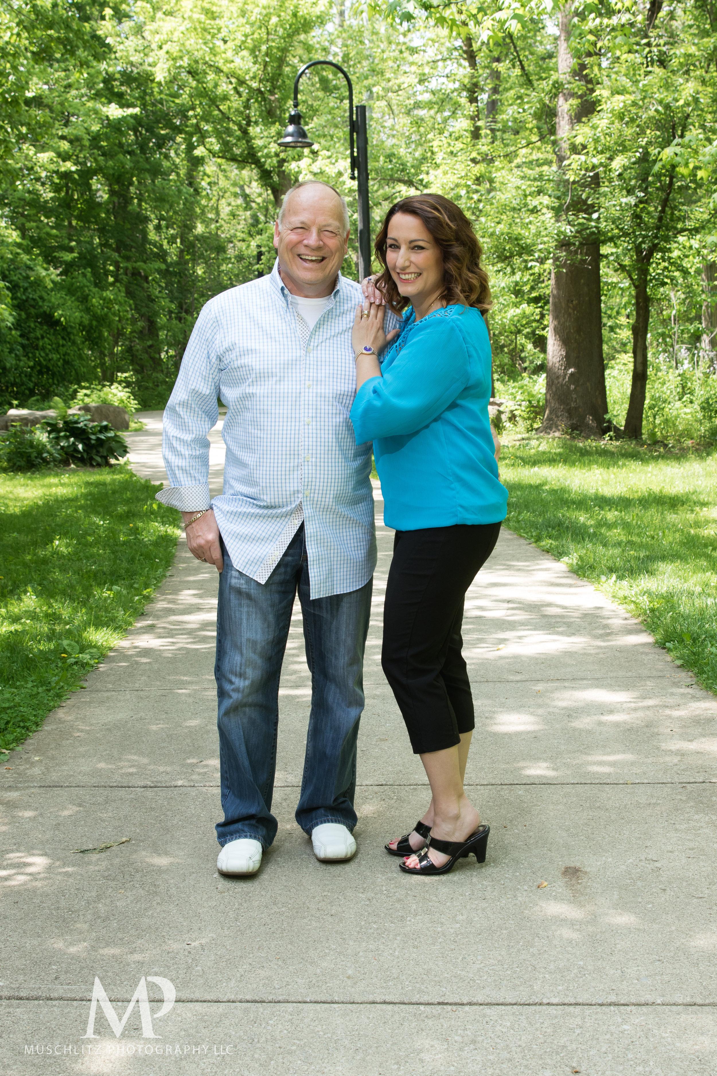 anniversary-couple-portrait-session-creekside-park-plaza-gahanna-ohio-boxer-dog-muschlitz-photography-003.JPG