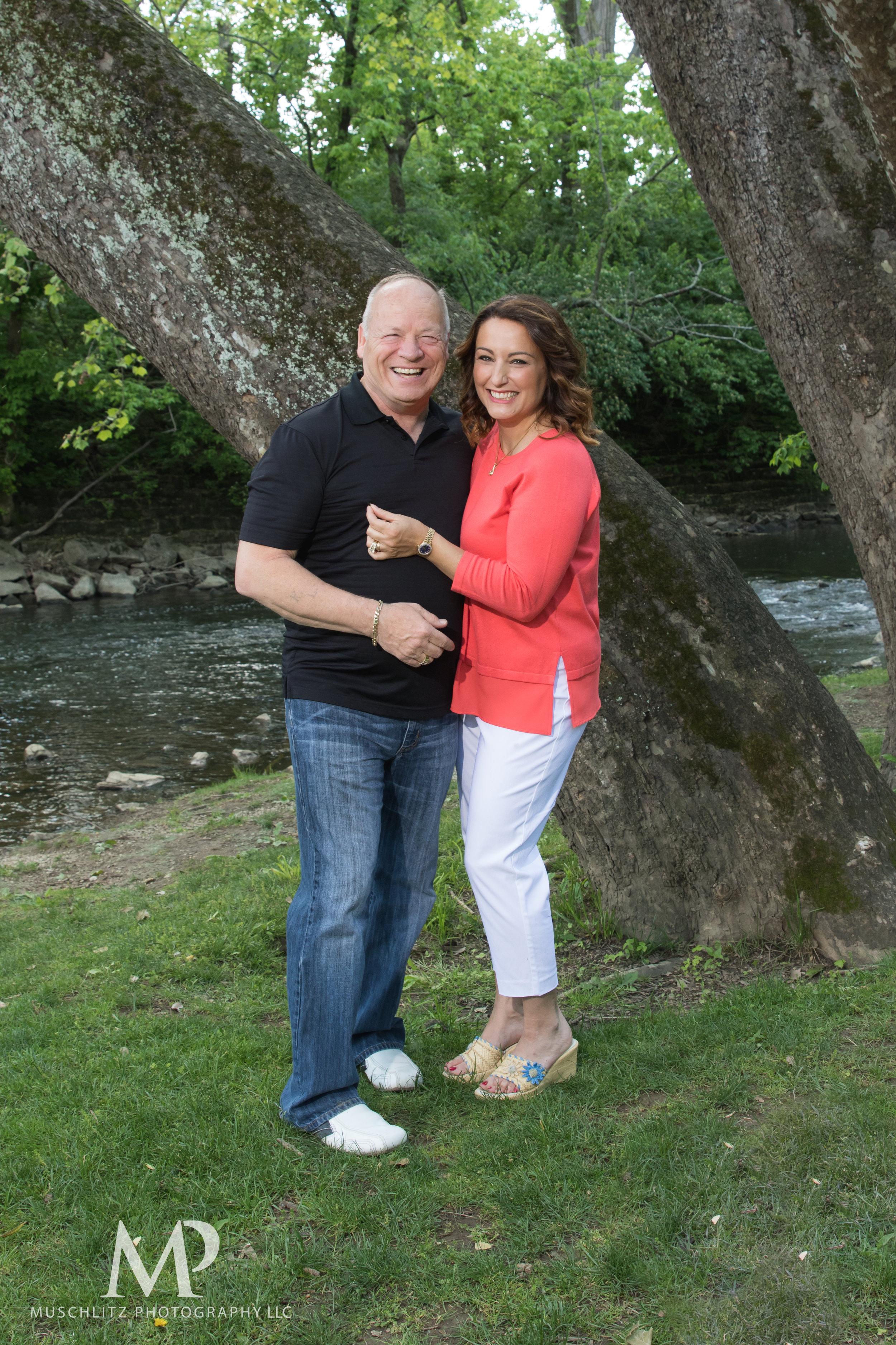 anniversary-couple-portrait-session-creekside-park-plaza-gahanna-ohio-boxer-dog-muschlitz-photography-017.JPG