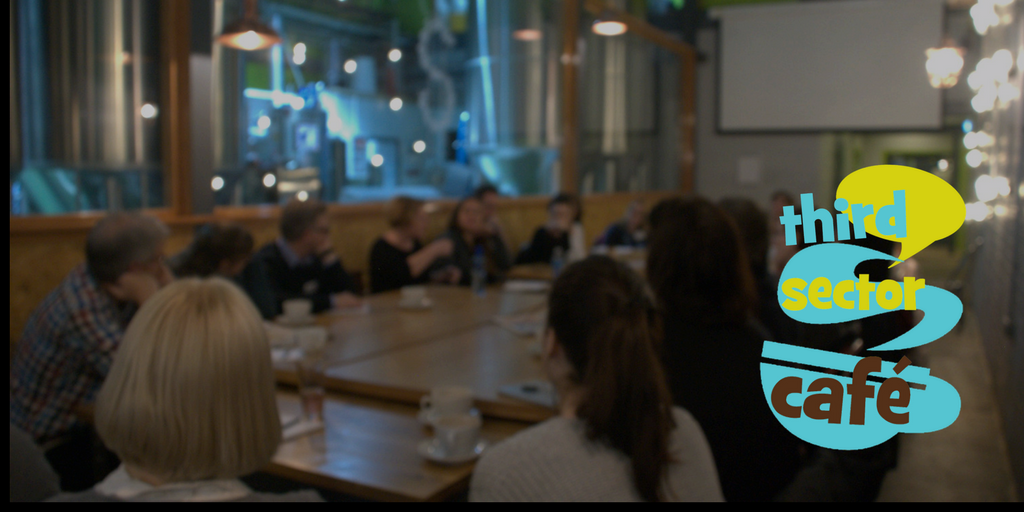 storytelling with the Third Sector Cafe