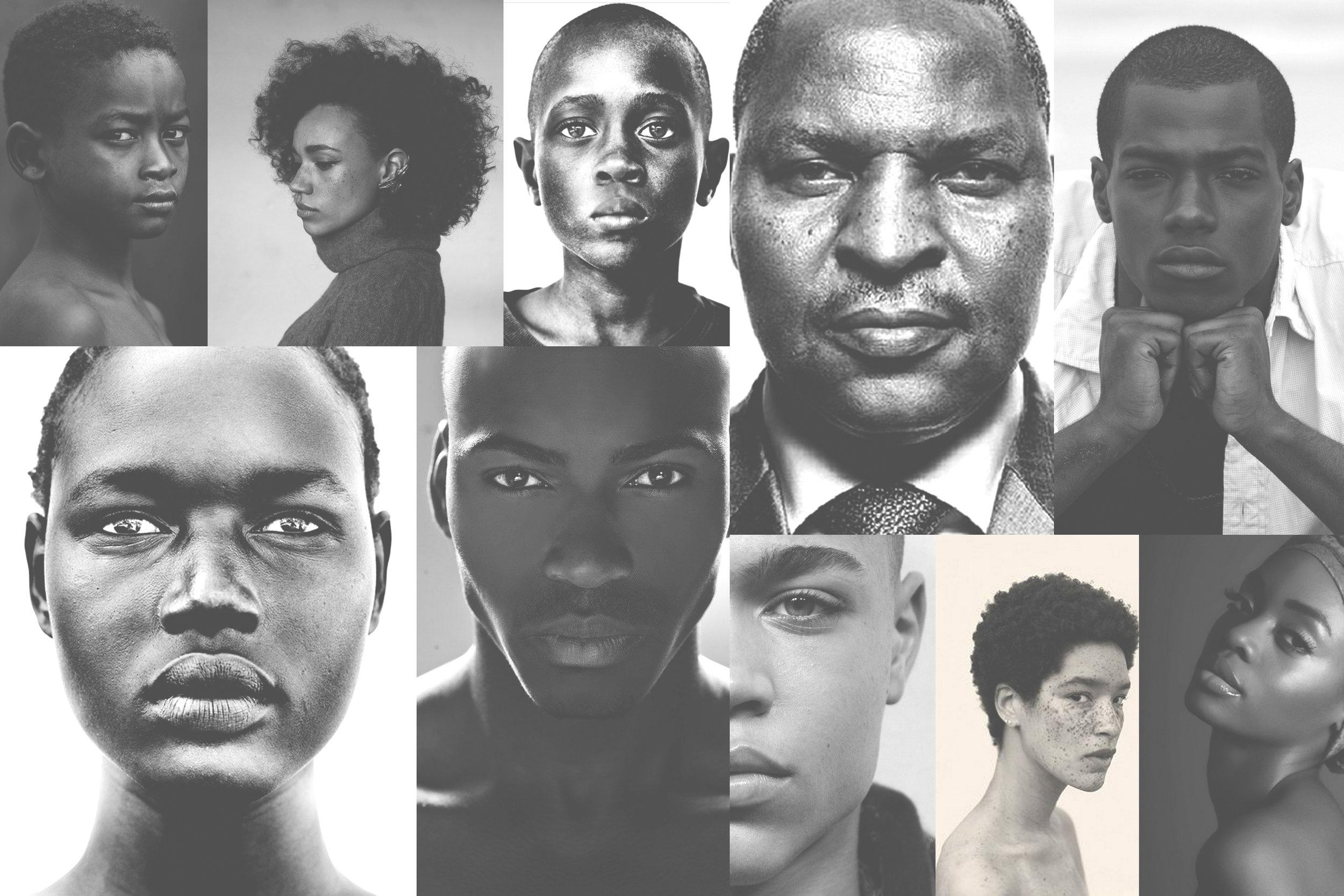 Social Black Parental Commentary through the lens... - By Trevor Hansford