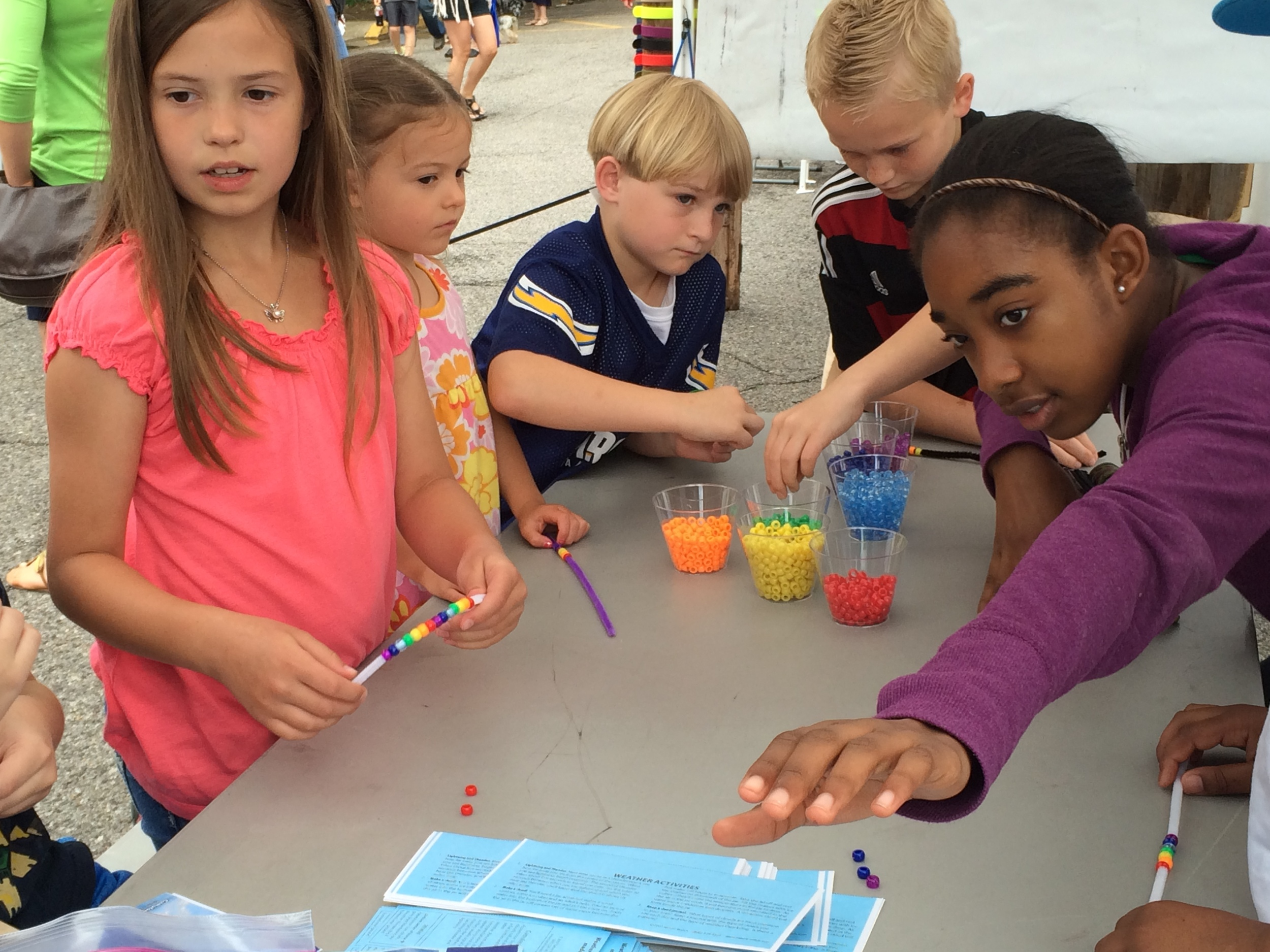 McWane Science Center kids tent in May 2.JPG