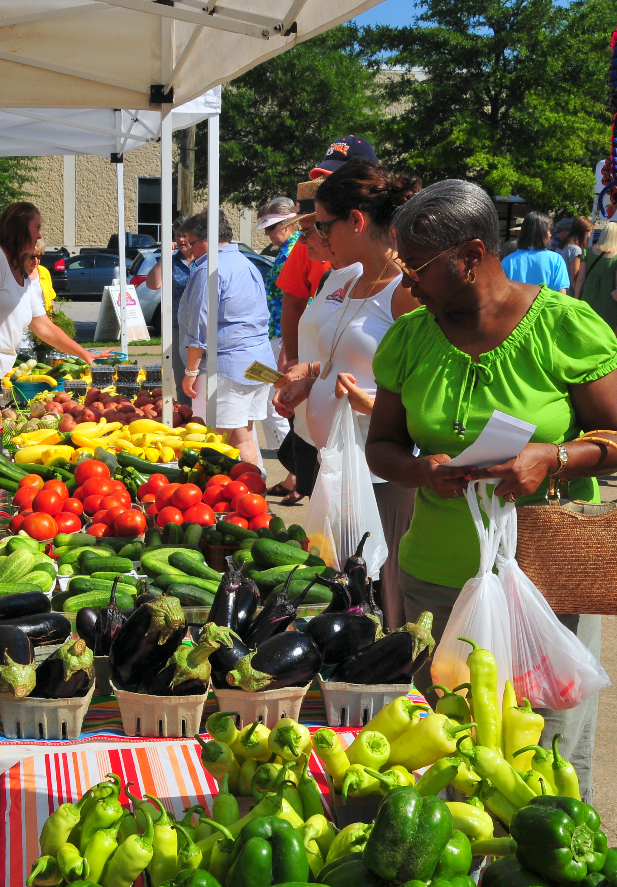 The Market at Pepper Place, 2829 2nd Avenue South in Birmingham