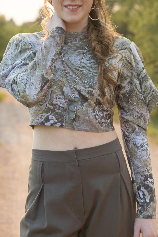 Biscuit Basin Top & Granite Pants