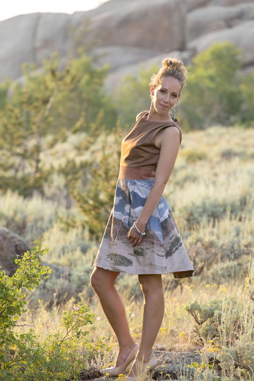 Adobetown Dress