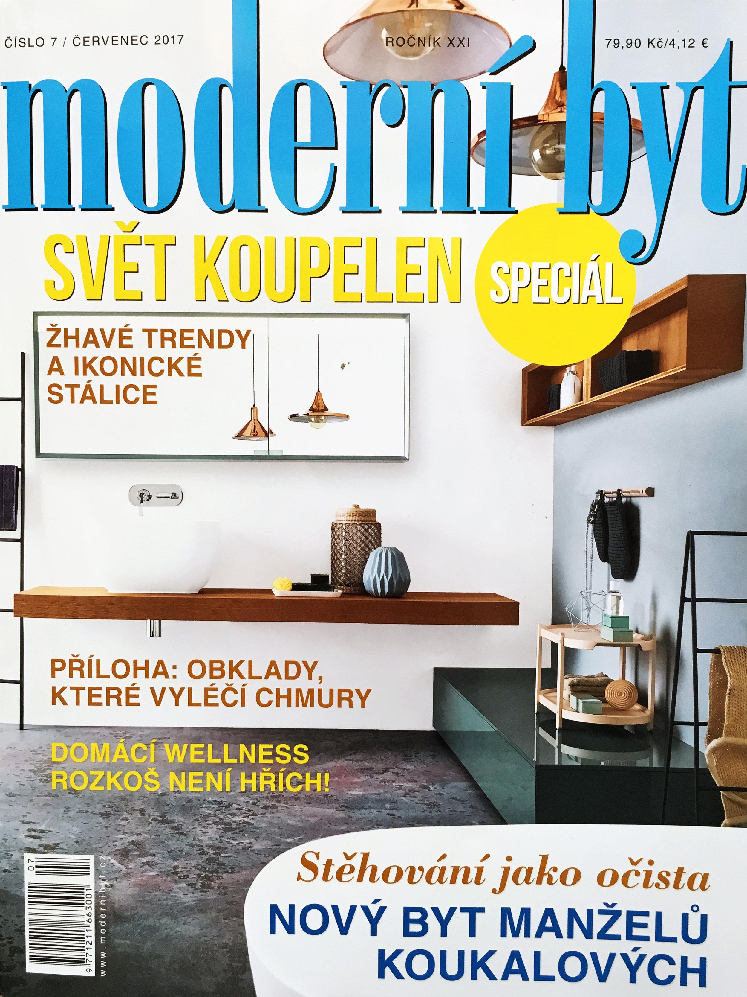 moderni byt - loft hrebenky