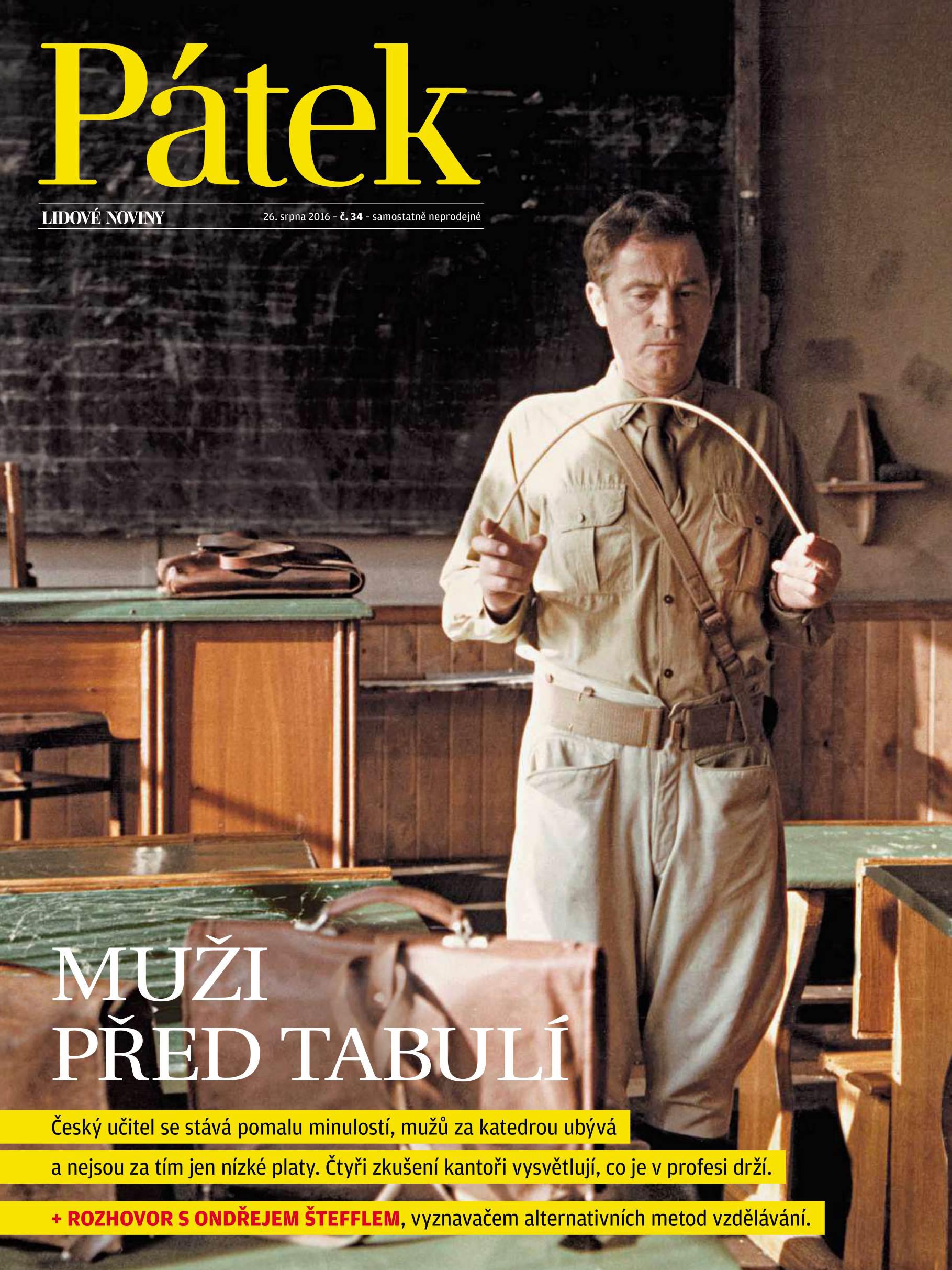 Patek LN - interview
