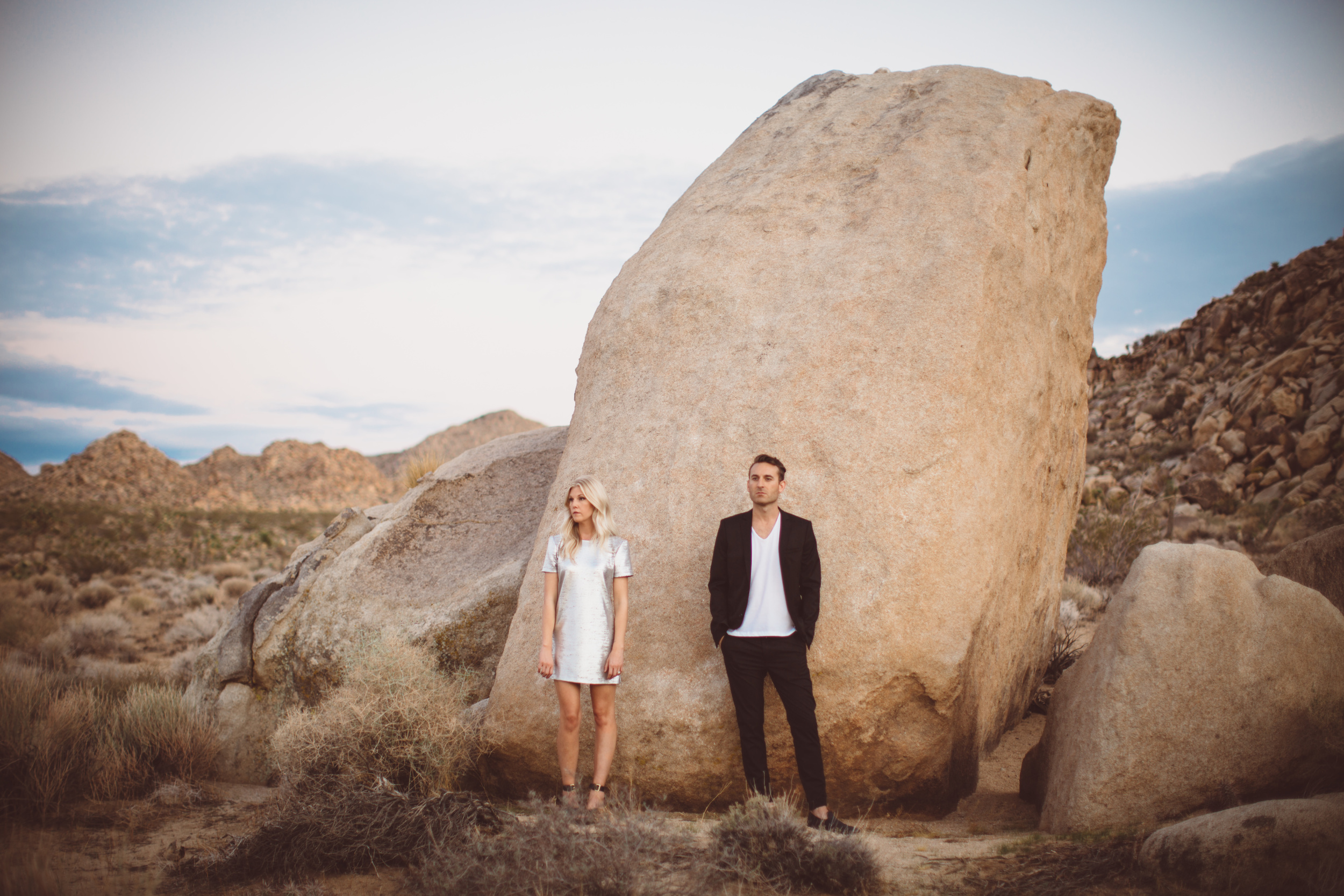 joshua tree engagment