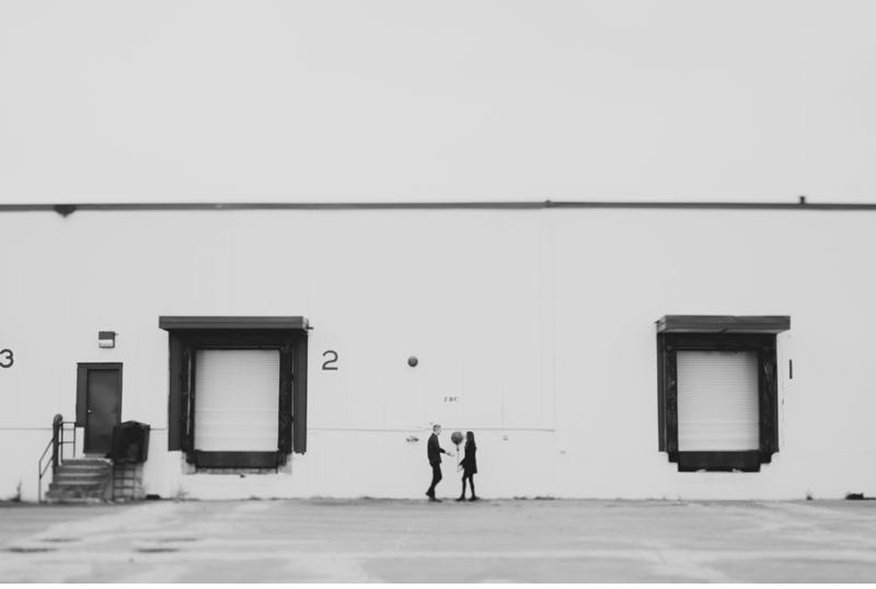 couple shoot loading dock kankakee