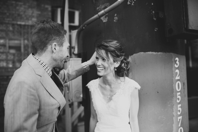 edgy wedding photography