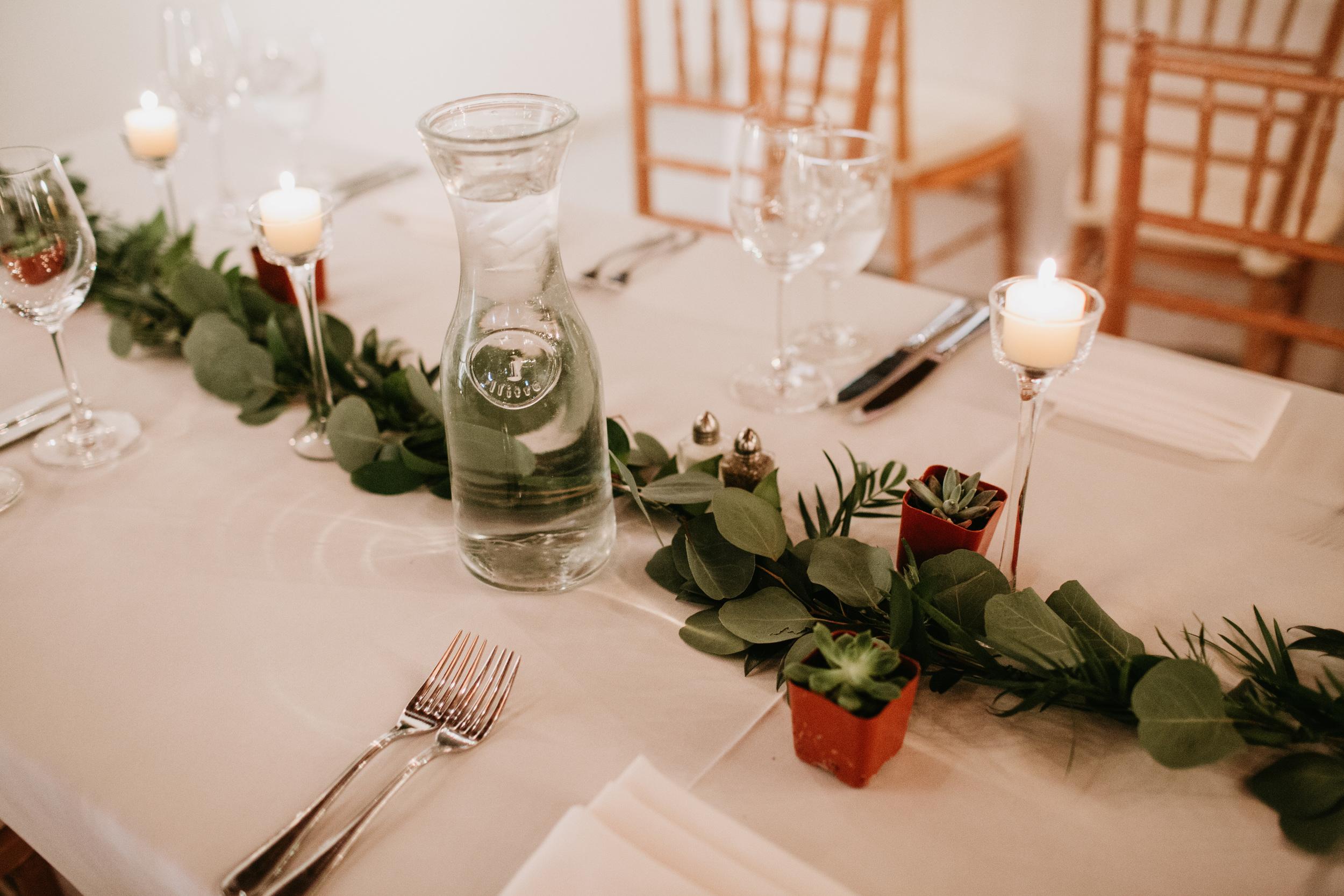 diy simple wedding decor ideas
