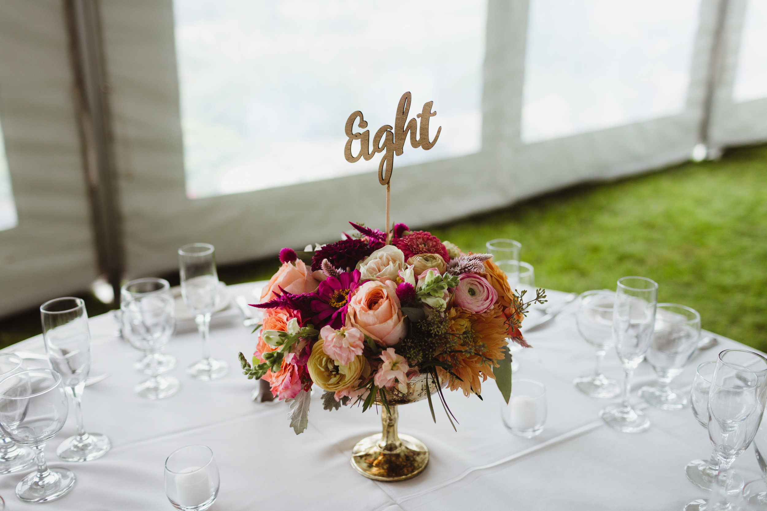 diy wooden wedding center pieces