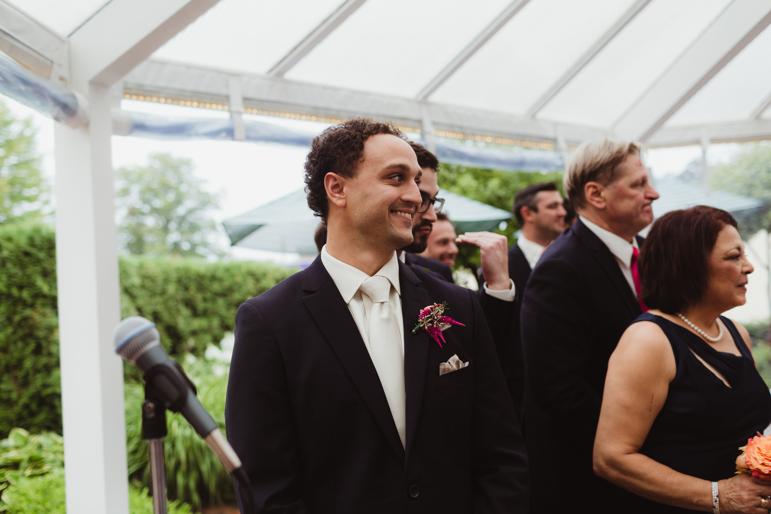 grooms face when seeing bride