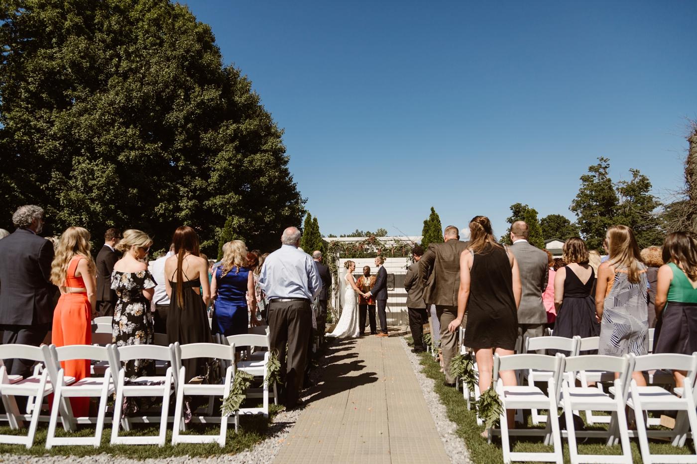 sundance studios wedding ceremony