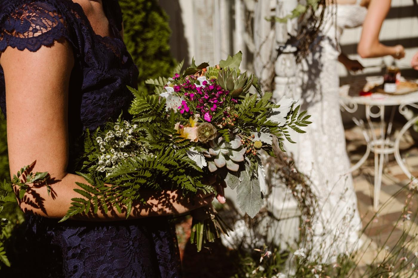 bridal bouquet benton harbor michigan