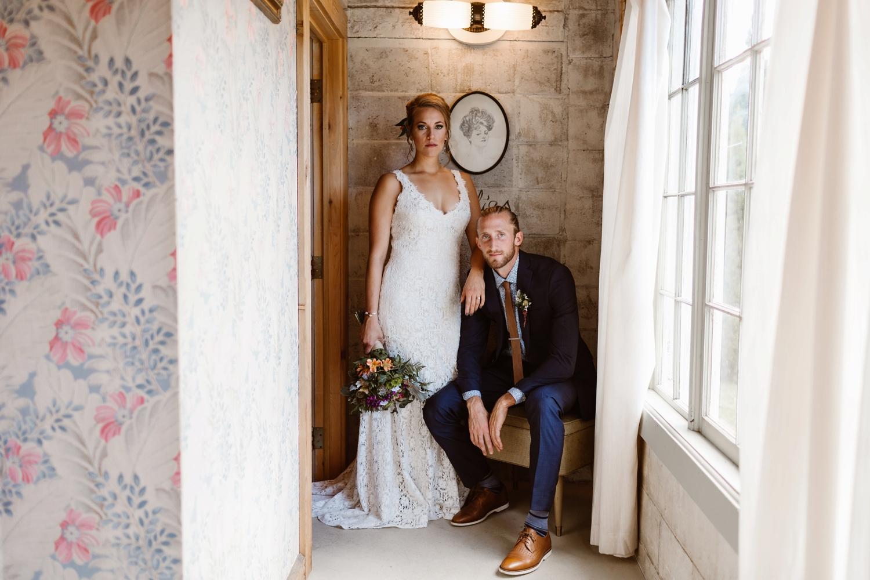 editorial sundance studio wedding photographer