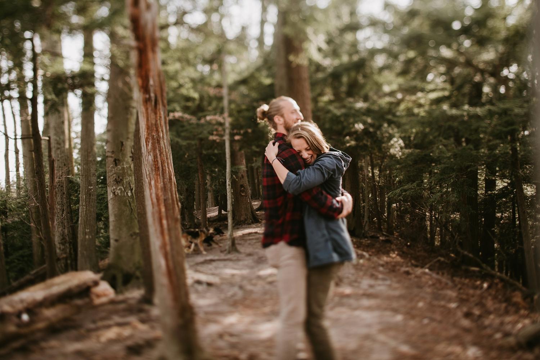 michigan sand dune elopement photographer