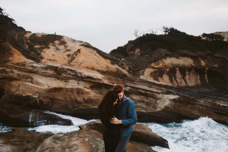portland oregon intimate wedding ceremony