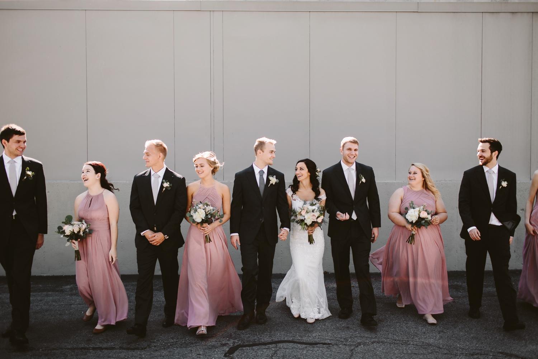 authentic grand rapids wedding photographer