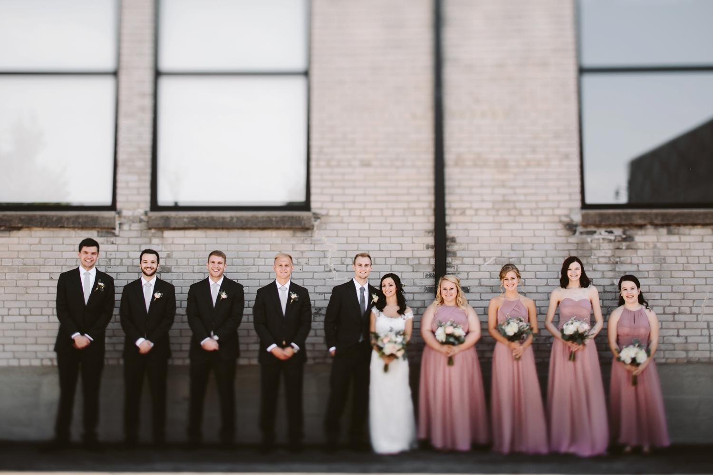 northern michigan forest wedding photographer