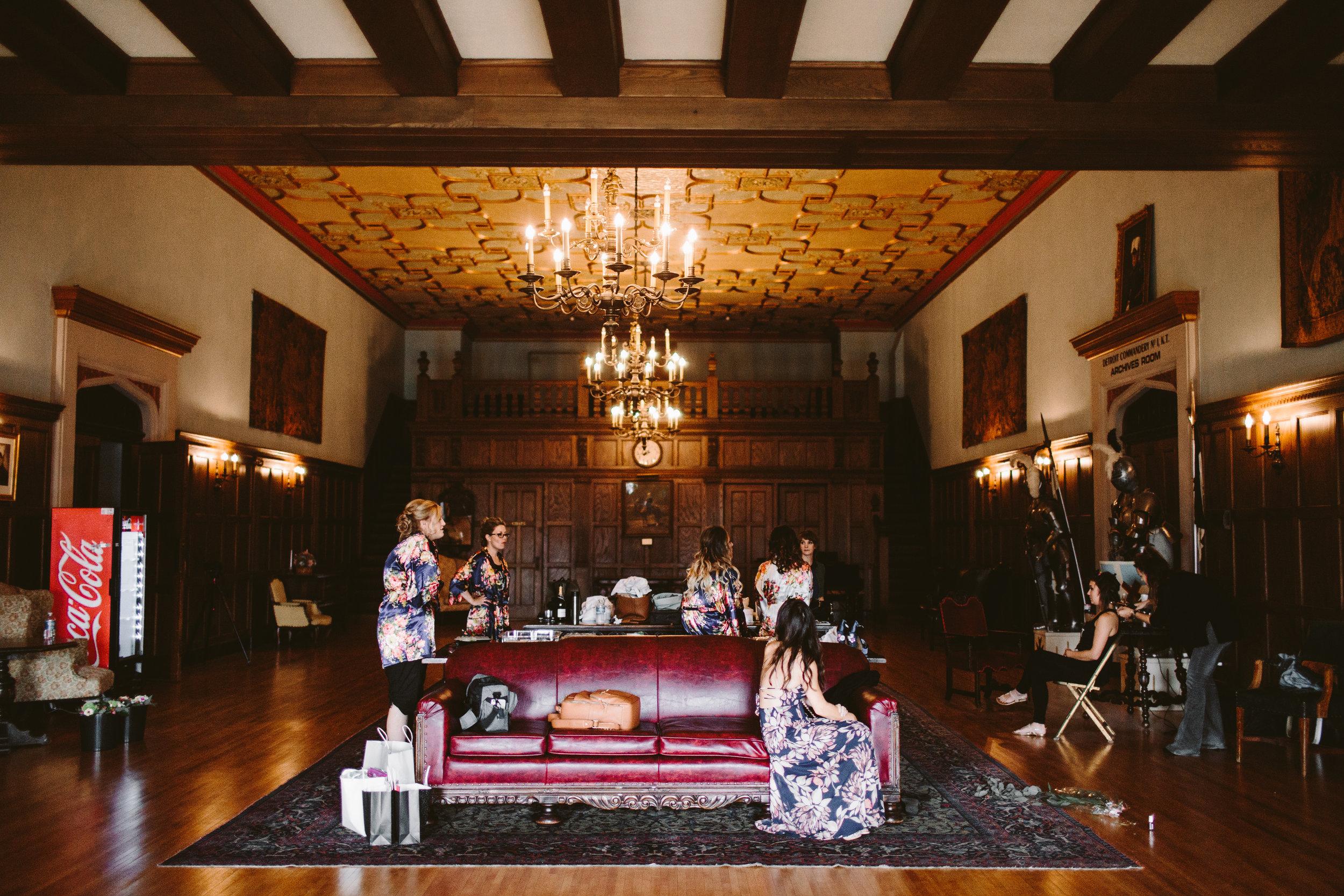 detroit institute of art wedding