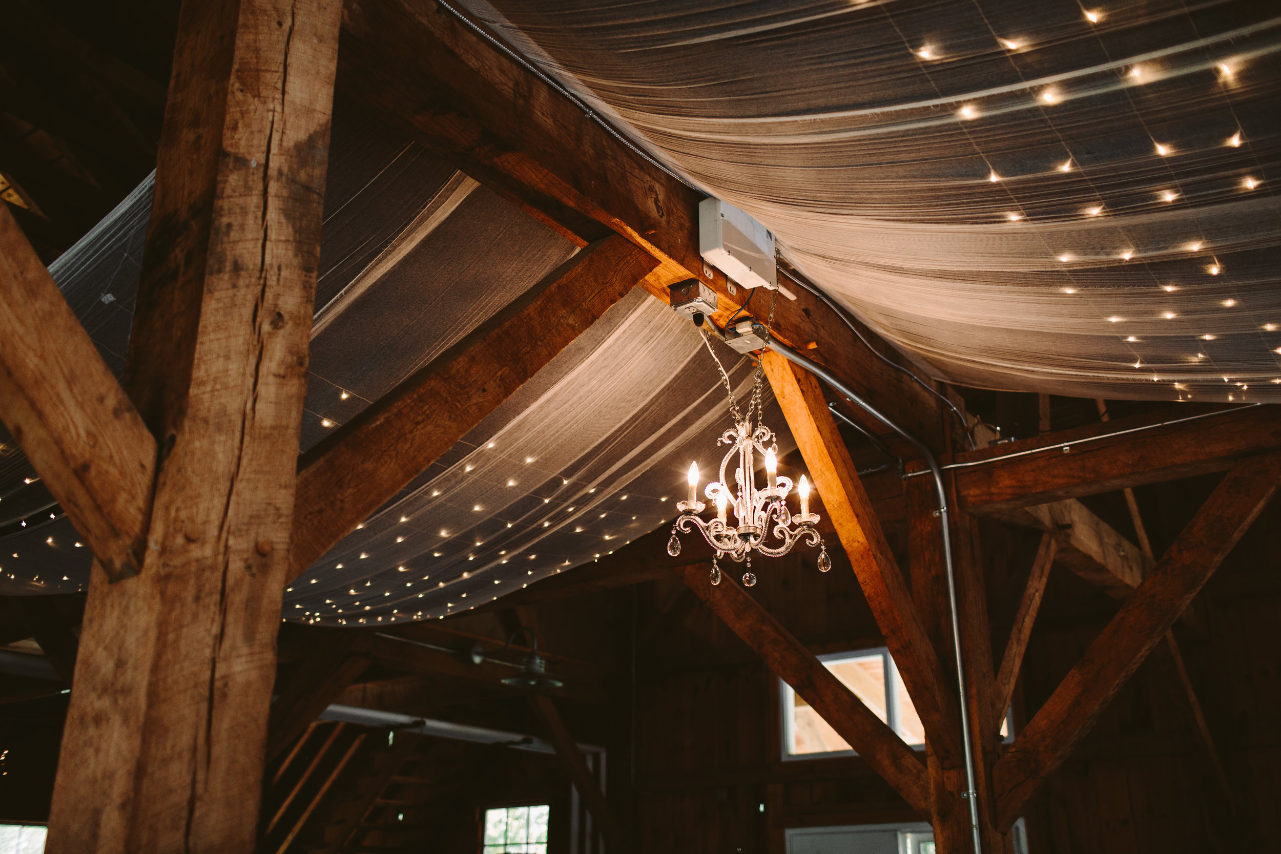 twinkle lights for barn wedding in grand rapids michigan