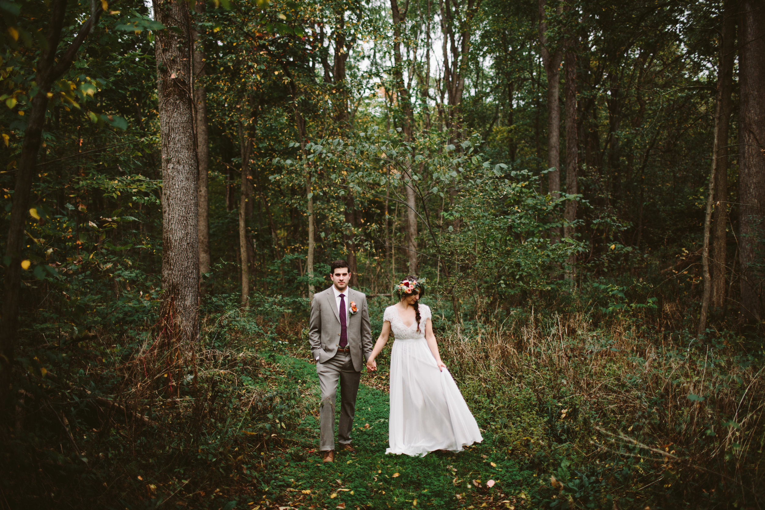 national forest elopement