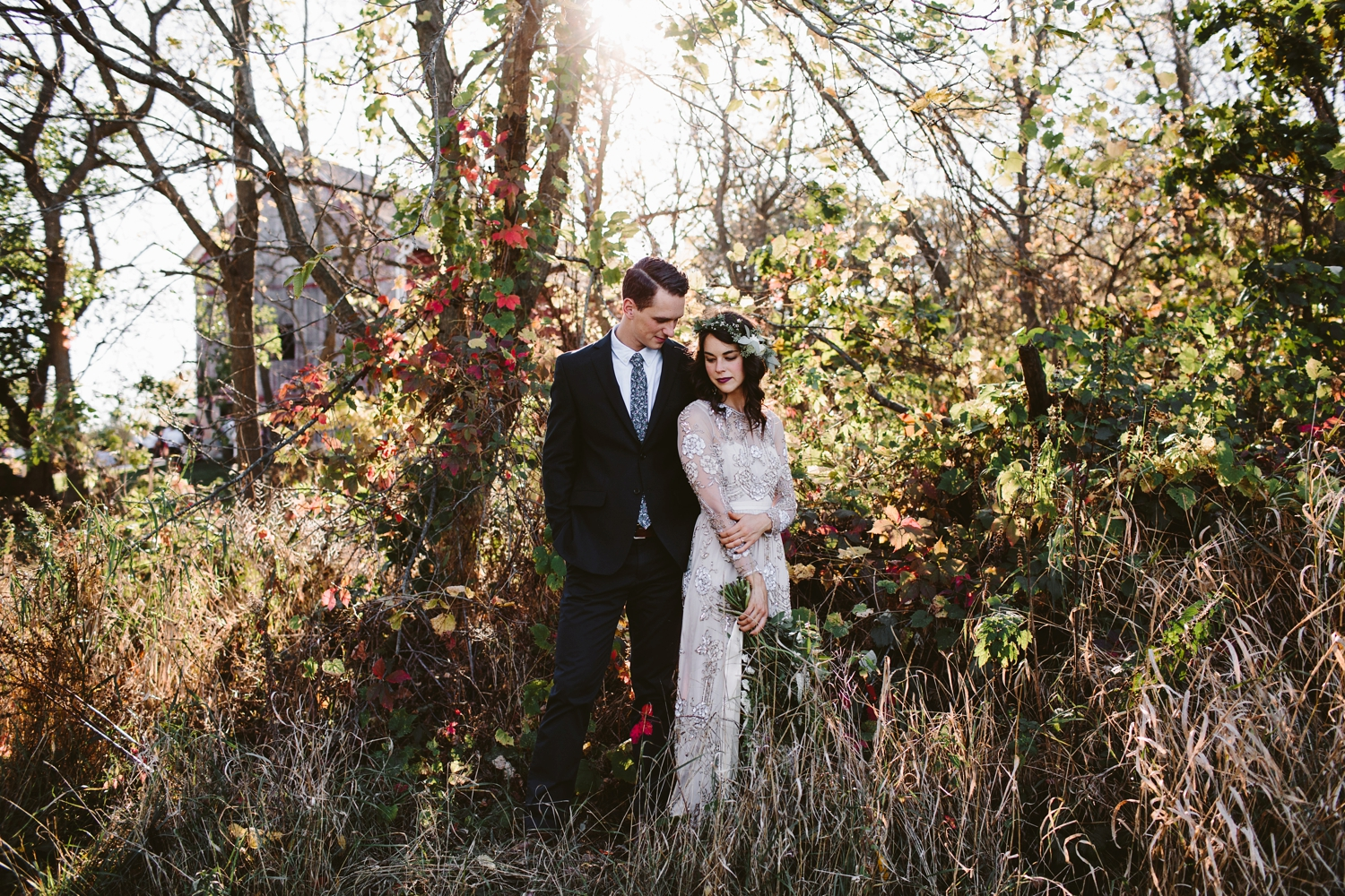 bohemian michigan wedding venue