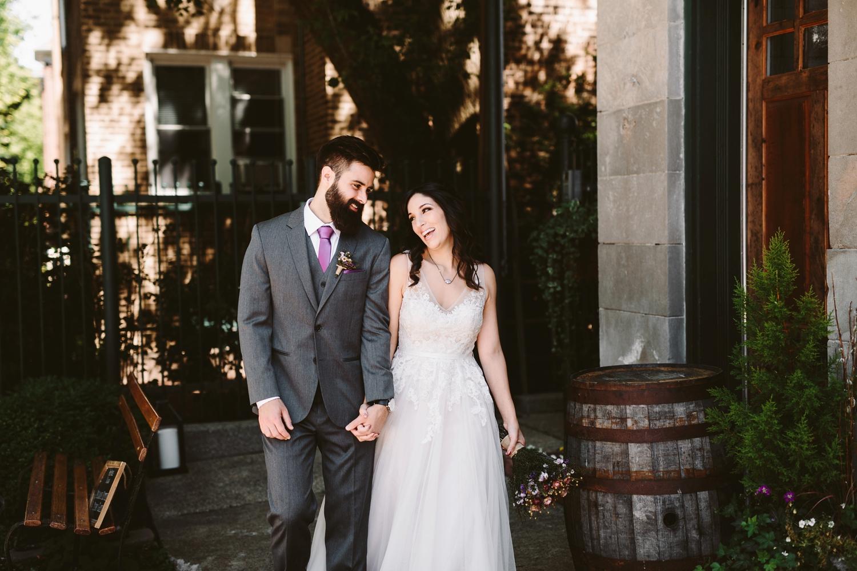 downtown detroit wedding photographer