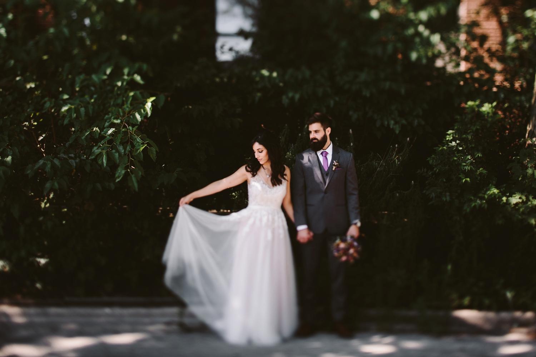 non traditional grand rapids wedding photographer