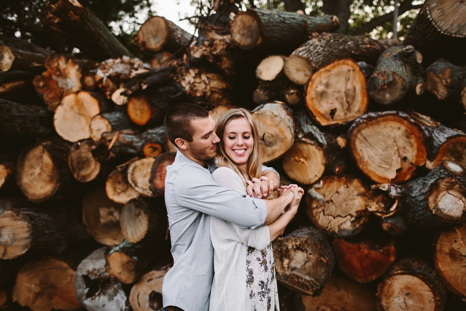 northern michigan forest engagement