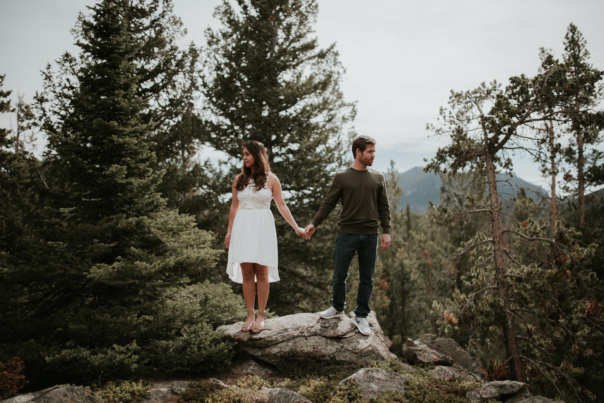 Zach&Rosalie Rocky Mountain National Park Engagement Denver Colorado Rocky Mountain Wedding Photographer00020.jpg