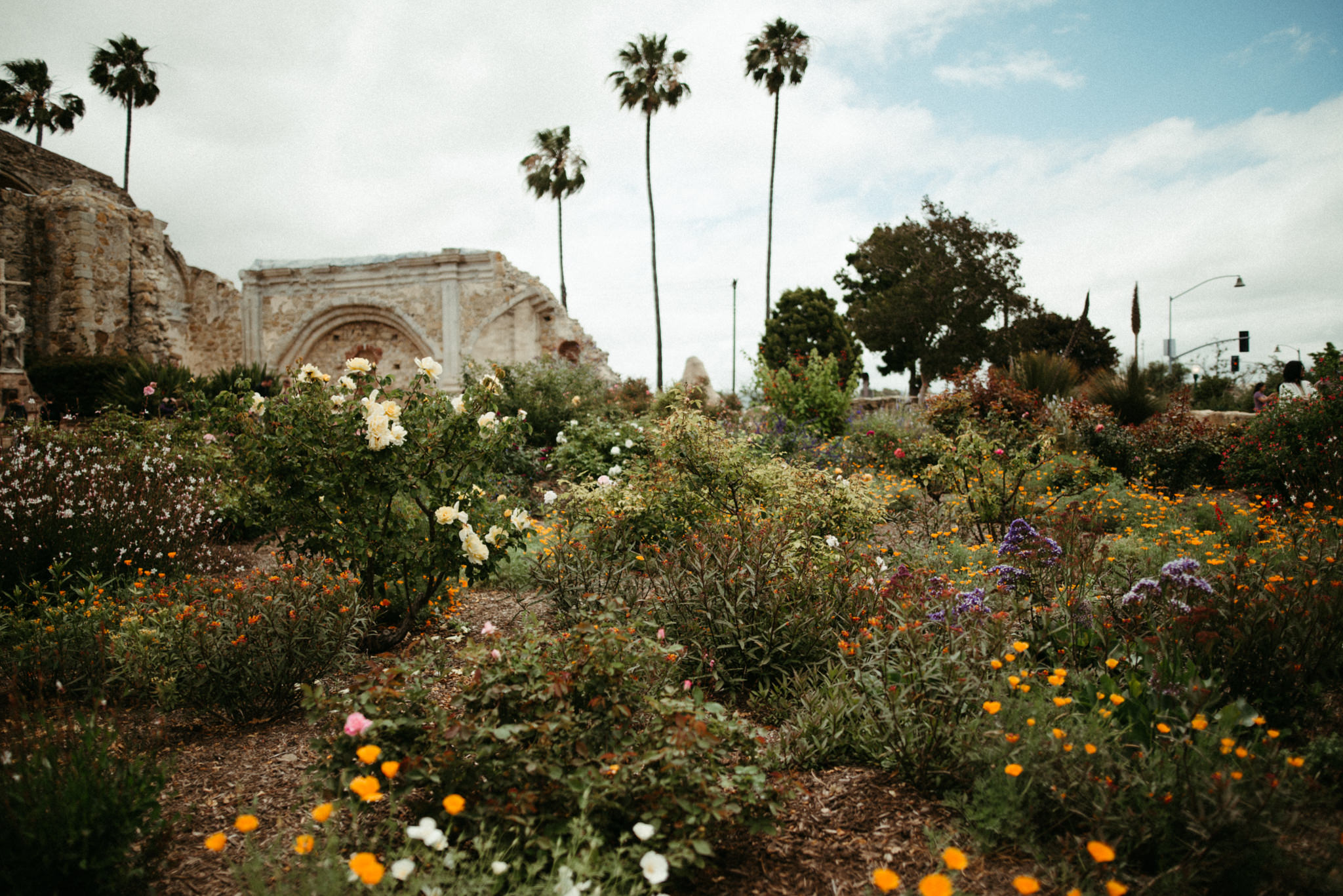 Zach and Rosalie - Franciscan Garden Wedding - San Juan Capistrano - The Mission - Southern California Wedding Photographer-2742.jpg