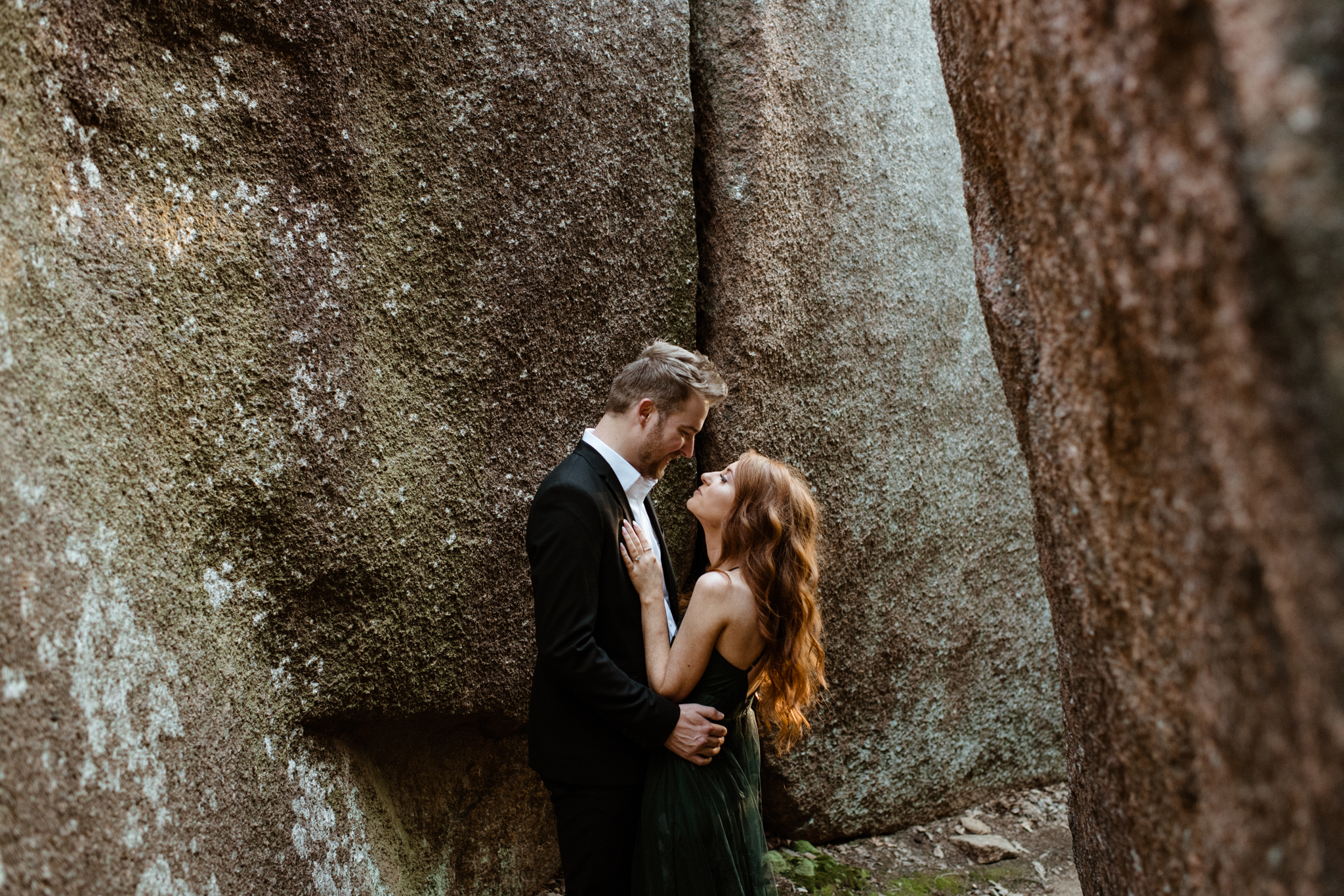 Zach and Rosalie - Missouri Wedding Photographer - Elephant rocks state park anniversary session -5170.jpg