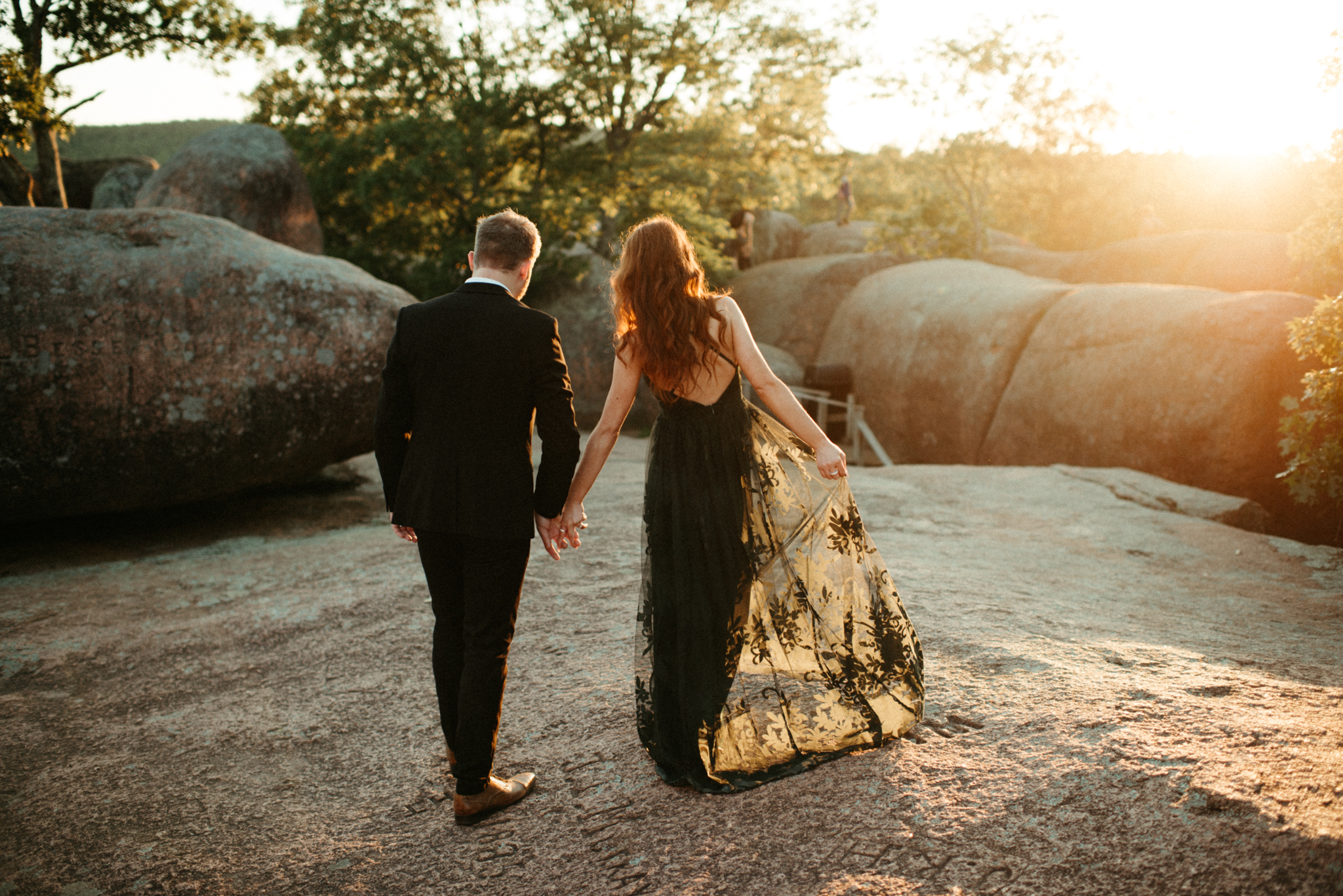 Zach and Rosalie - Missouri Wedding Photographer - Elephant rocks state park anniversary session -7217.jpg