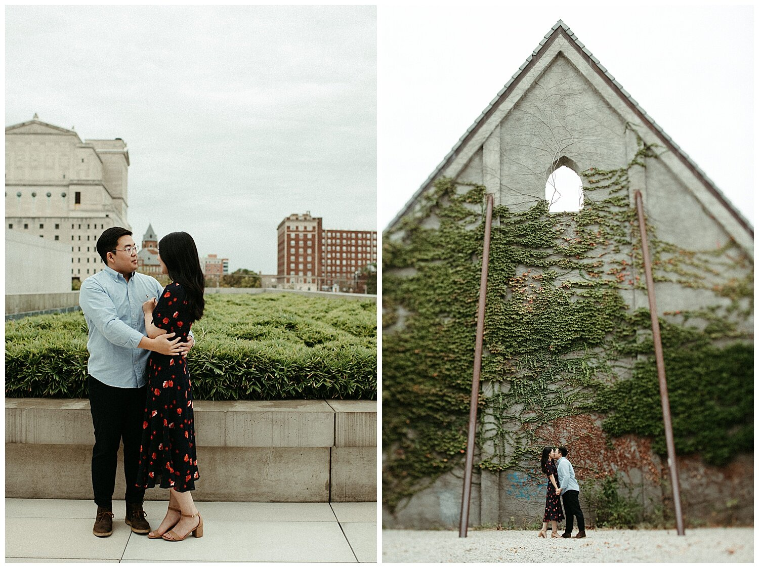 Contemporary Art Museum St Louis Engagement - Zach and Rosalie Wedding Photography - St Louis Wedding Photography_0016.jpg