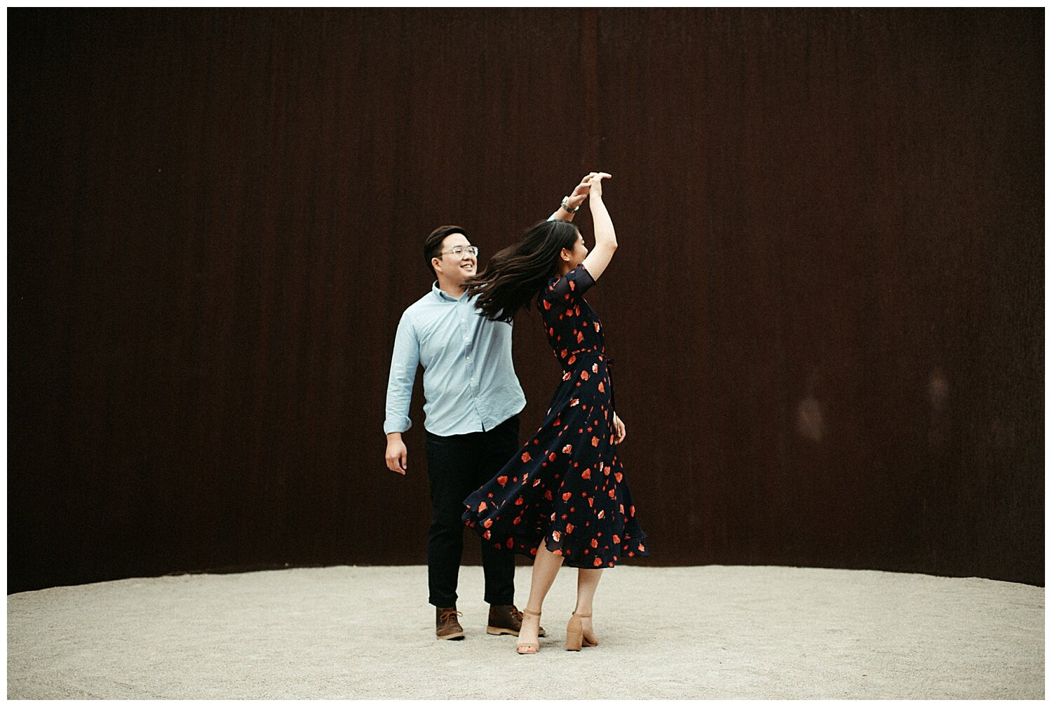Contemporary Art Museum St Louis Engagement - Zach and Rosalie Wedding Photography - St Louis Wedding Photography_0030.jpg