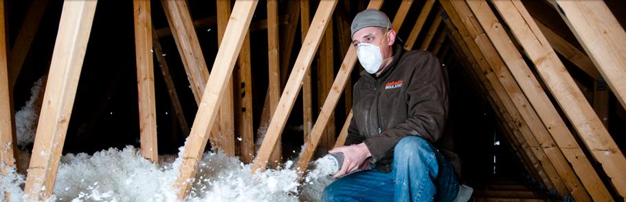 attic insulation upgrades