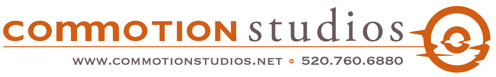 Thank you to Commotion Studios for being a 2018 Nourish Food Celebrator! www.commotionstudios.net