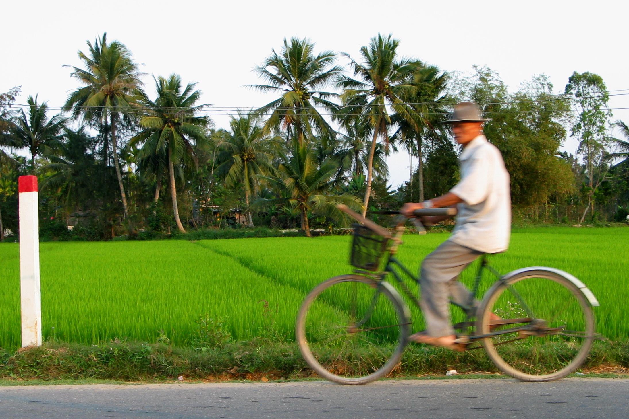Spell of Vietnam old man bike 1.JPG