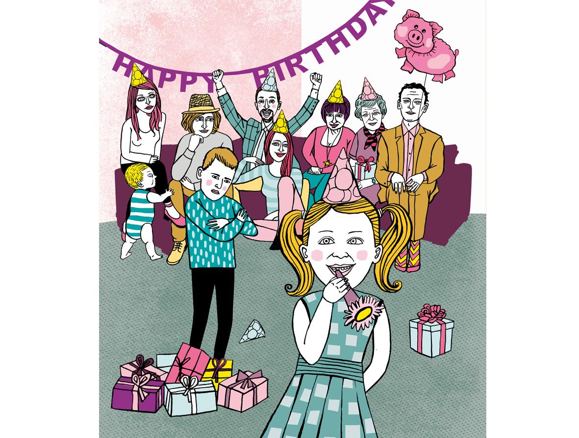 Stepfamily. Kupé magazine
