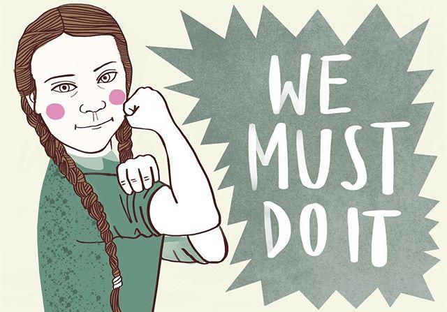 Global klimatstrejk imorgon 15:e mars. Greta Thunberg håller tal på Mynttorget kl. 12. #Miljökämpe #förebild #star #gretathunberg #wemustdoit #wecandoit #savetheenvironment #skolstrejk #inspirator #hejjagreta #climatechange #aktivist #activist #klimatrörelsen