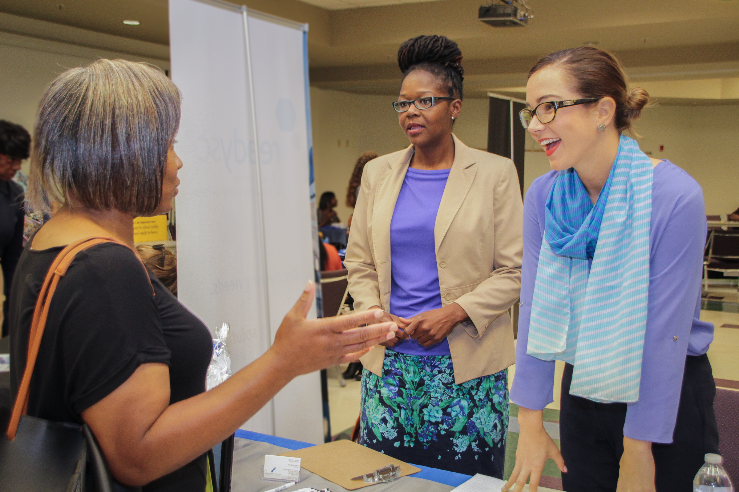 Re-entry Job Fairs offer opportunities across the state