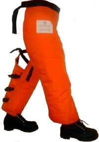 Chainsaw-proof safety apparel is the primary product of the Summerville location.