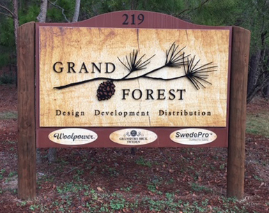 Grand Forest's Summerville facility manufactures safety apparel for chainsaw users, which is sold throughout the United States and internationally.